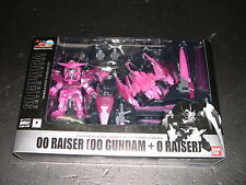 SDGO SD Gundam online Action figure Gundam OO & OO raiser trans-am version