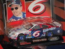 Racing Champions NASCAR 2000 Basic Preview Mark Martin #6 Valvoline Ford
