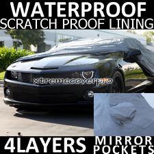 2011 Chevy Camaro Waterproof Car Cover w/ mirror pocket