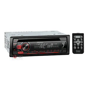 Pioneer DEH-S1200UB Detachable Radio Stereo Media Receiver W/ Arc Quick Charge