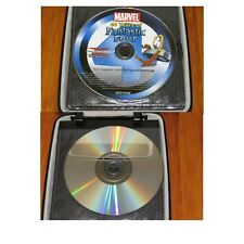 44 Years of Fantastic Four Marvel Comics DVD-ROM (Rarely Used)