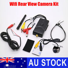 Wireless WiFi Car Rear View Reversing Camera Rearview CMOS Cam for Android Phone