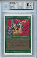 MTG Unlimited Berserk BGS 8.5 NM-MT+ Magic WOTC Card 7421