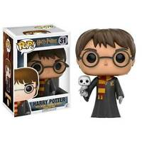 Harry Potter mit Hedwig Eule Owl POP! Harry Potter #31 Vinyl Figur Funko