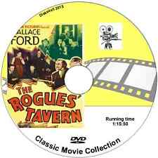 The Rogues Tavern 1936 DVD Mystery Film with Wallace Ford