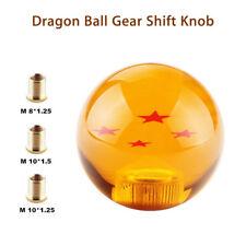 Dragon Ball 4 Star Universal Car Gear Shift Knob 54mm Diameter Acrylic Durable