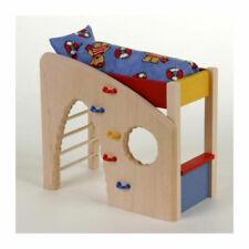 Bodo Hennig 23740 Miniature Adventure Bed Kids' Room 1:12 Dollhouse New! #