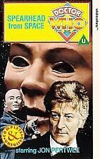 Doctor Who - Spearhead From Space - Complete And Unedited (VHS 1997)