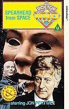 Sci-Fi & Fantasy Aliens VHS Films