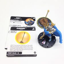 Heroclix The Mighty Thor set Odin (w/Gungnir) #067 Chase figure w/card!
