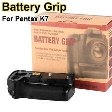 Pro Multi-power Vertical Cámara Battery Grip Pack For Pentax K-7 como d-bg4 Cámara