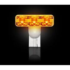 RECON 264180AM Cab Light 194 Type 1-Watt High Power LED Bulb, Amber