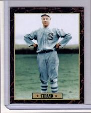 Paul Strand 1924 Salt Lake City PCL minors Ultimate Baseball Card Collection #4