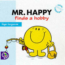 Mr. Happy Finds a Hobby by Roger Hargreaves (Paperback, 1998)