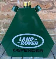 Vintage Style Petrol Fuel Jerry Can - LAND ROVER DEFENDER - Automobilia / Garage