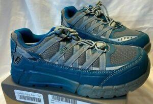 KEEN 1017074W Asheville ESD Aluminum Toe Work Shoe Sneaker Women Size 7 W NEW
