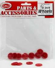 "Guillow Accessory Pack 3/4"" Plastic Wheel (8) GUI111 072365001114"