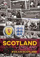 SCOTLAND v ENGLAND (18th November 2014) - MINT CONDITION PROGRAMME