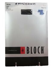 Bloch Women's Footed Dance Everyday Tights NEW! Size A Black Nice FREE SHIPPING!