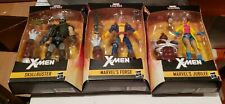 Marvel Legends X men Caliban BAF julibee forge skullbuster
