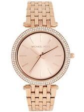 Michael Kors Ladies Rose Gold Darci Watch MK3192