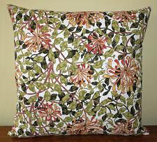 "William Morris Gallery Honeysuckle Cushion 17"" - Archive Print"