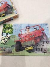 FX SCHMID Postman Pat Jigsaw Puzzle 35 Pieces Age 3+ CM33.5x23