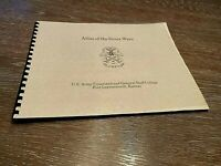 Atlas Of The Sioux Wars US Army Command And General Staff College 25 Maps
