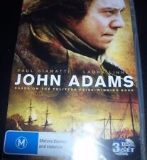 John Adams Season Series 1 (Paul Giamatti) (Australia Region 4) DVD – New
