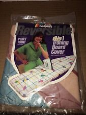 Magla Home Helpers Reversible Ironing Board Cover Vintage New 9533