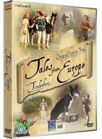 TALES FROM EUROPE : Tinderbox & The Singing Ringing Tree. New sealed DVD.