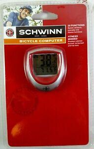 Schwinn Bicycle Travel Computer 20 Functions Fitness Bike NEW