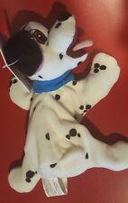 """Disney 8"""" Lucky Mini Bean Bag Beanie NWT from 101 Dalmatians Dog Puppy"""