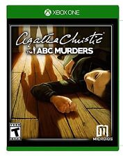 *NEW* Agatha Christie: The ABC Murders - XBOX One
