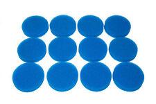 Generic Blue Coarse Foam Media Filter Pads For Eheim Classic 2215 / 350 2616151