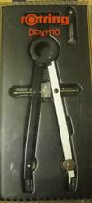 Rotring Centro Zirkel in Box - Neu Topzustand r 5290540 Schnnellverstell-zirkel