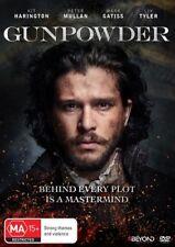 GUNPOWDER : NEW DVD