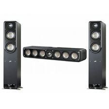 Polk Audio Signature 3.0 System with 2 S50 Tower Speaker, 1 Polk S35 Center Spea