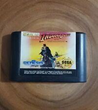 Indiana Jones and the Last Crusade *Cartridge Only* (Sega Genesis, 1992)