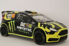 1 18 Ixo Ford Fiesta RS WRC #46 Rally Monza Rossi/cassina 2014