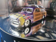 Hot Wheels HW 100% '49 FORD STATION WAGON WOODY OIL CAN limited edition 2003