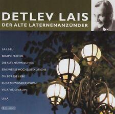 Detlev Lais - Der alte Laternenanzünder - CD -