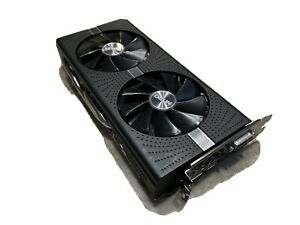 Sapphire Nitro+Radeon RX 580 4GB DirectX 12 RX 580 4G OC GDDR5 Video Card