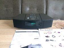 Bose Wave Radio mit CD in AWRC3G WECKER+AUX Anthrazit+Schwarz