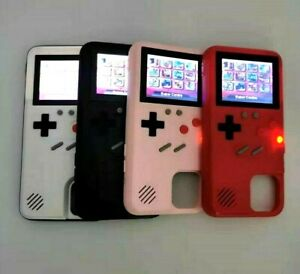 Game Case For iPhone Retro Game Boy Cover Case For iPhone Silicone Case Game