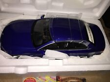 08738BL KYOSHO 1 18 BMW 335i E93 CONVERTIBLE BLUE NEW FREE SHIPPING WORLDWIDE