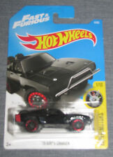 Mattel Dodge Fast & Furious Diecast Vehicles