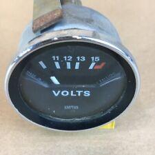 Triumph TR6 1972-1976 Original Volts Voltage Meter Gauge Smiths BV2213/00 OEM