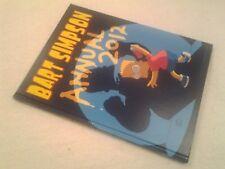 Bart Simpson Annual: 2012 by Titan Books Ltd (Hardback, 2011)