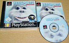 PS1 Spiel - YETISPORT DELUXE - Playstation 1 PAL gepflegt auch PS2 spb.